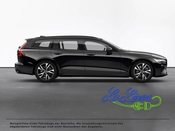 Foto - Volvo V60 Recharge T6 AWD R-DESIGN