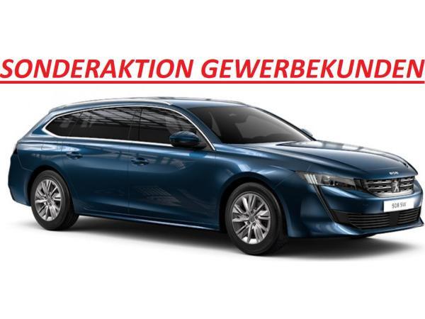 Peugeot 508 SW Active PureTech 130 Automatik *LM-Felgen*Klimaautomatik*Einparkhilfe*Mirror-Screen*Spurhalteassis