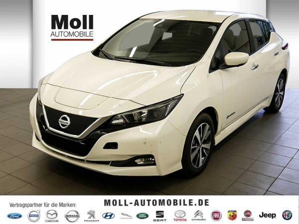 Nissan Leaf ZE1 MY19 Tekna - Navi, Leder, Bose, LED **30 Autos** bis 30.06.2021