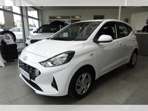 Hyundai i10 Sondermodell Edition 30 / Klimaanlage