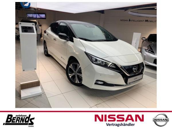 Nissan Leaf TEKNA ZWEI-FARB- SOFORT*LOCKDOWN-KNALLER*-NRW-*LEDER*WINTER*BOSE*VOLL-LED*275KM REICHWEITE**