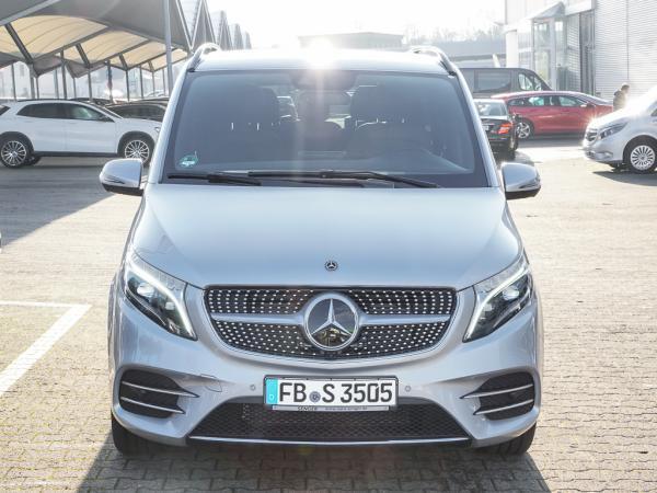 Mercedes-Benz V 300 d 4MATIC AVANTGARDE EDITION Lang