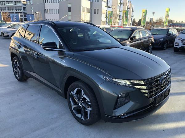Hyundai Tucson 1.6 T-GDI Hybrid Select 230PS Allrad - Rückfahrkamera, Apple CarPlay™ / Android-Auto™, 10,25-Zoll-Fa