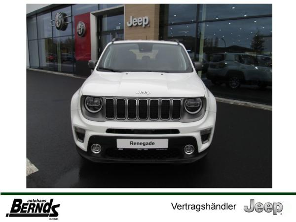 Jeep Renegade MY21 Limited SOFORT -GWERBE-NRW-*WINTER*EINPARKH.*APPLE CARPLAY*ANDROID