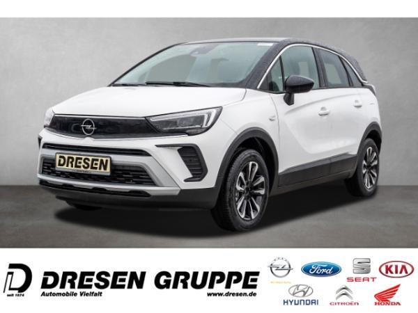 Opel Crossland Elegance 1.2/Rückfahrkamera/Sitzheizung/Lenkradheizung