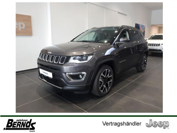 Jeep Compass Limited 1.3 150PS DCT MY20 -GEWERBE-NRW-*WINTER PDC 18ZOLL 4JAHRE GARANTIE