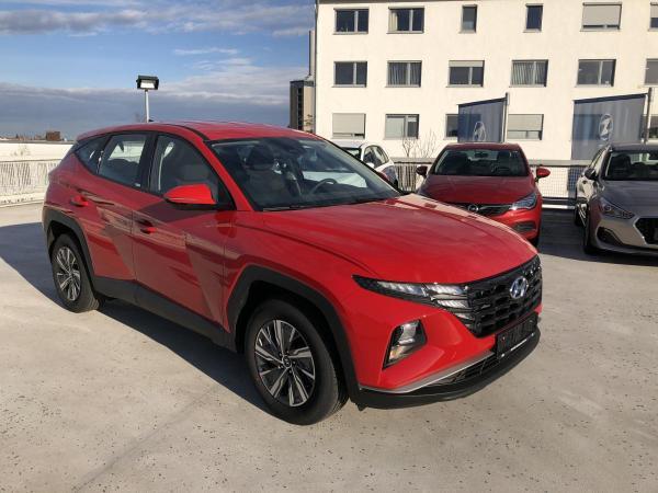 Hyundai Tucson 1.6 T-GDI 48V-Hybrid Trend 150PS - Rückfahrkamera, Apple CarPlay™/ Android-Auto™, Ambientebeleuchtun