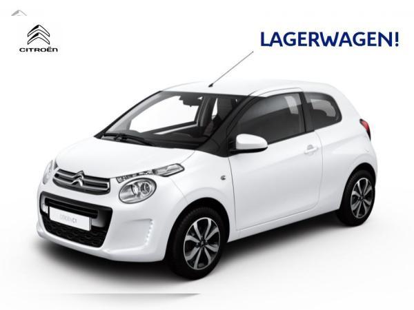 Citroën C1 3-trg  VTi72 Shine *SH*Klima*Mirror*DAB*Bluetooth