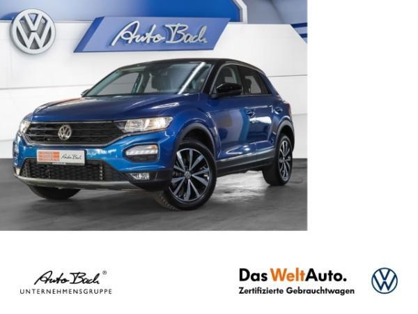 Volkswagen T-Roc 1.5 TSI OPF Style, Navi, Klima, Sitzheizung, Ganzjahresreifen, Parkpilot