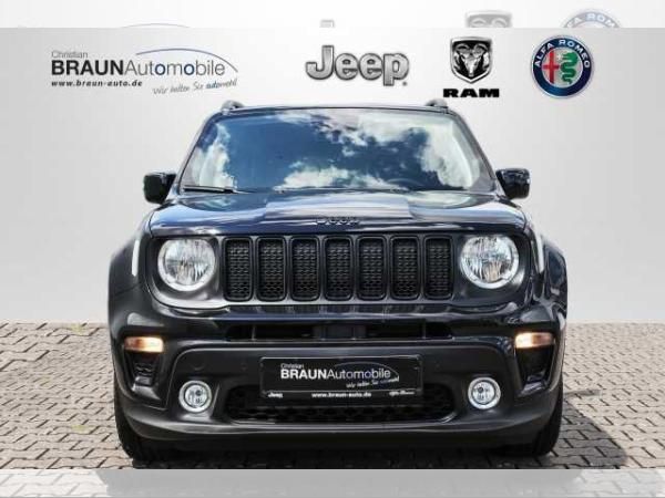 Foto - Jeep Renegade 1.0 T-GDI Limited Design Paket Black
