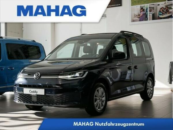 Volkswagen Caddy 5 Preis gültig bei Zulassung bis 31.03.2021