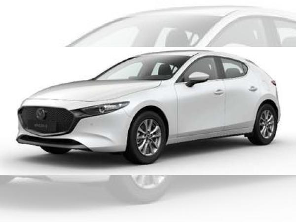 Mazda 3 Hybrid Basis
