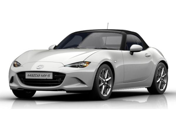 Mazda MX-5 leasen
