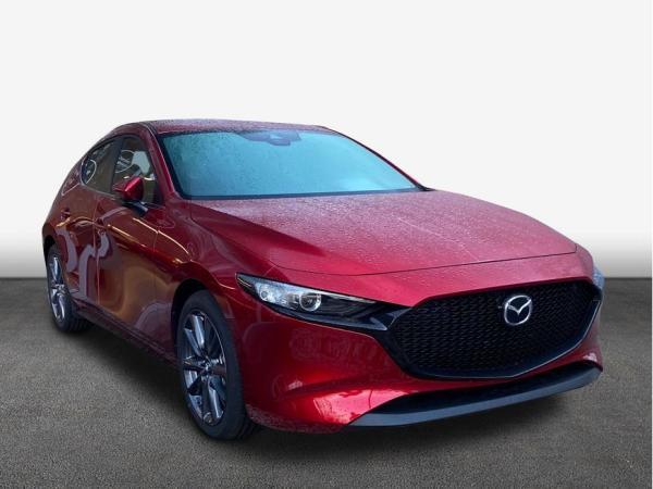 Mazda 3 SKYACTIV-G 2.0 M-Hybrid 150 DRIVE SELECTION , 5-türig