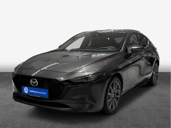 Mazda 3 SKYACTIV-X 2.0 M-Hybrid DRIVE SELECTION 132 kW,