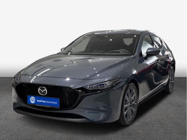 Mazda 3 SKYACTIV-G 2.0 M-Hybrid DRIVE SELECTION , 5-türig