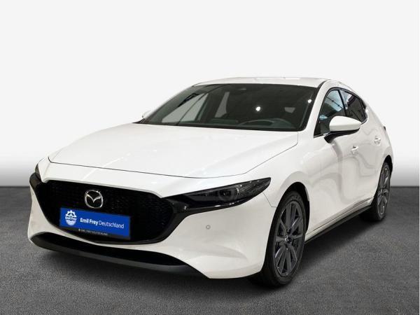 Mazda 3 SKYACTIV-G 2.0 M-Hybrid 150 SELECTION , 5-türig