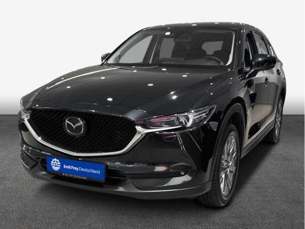 Mazda CX-5 leasen