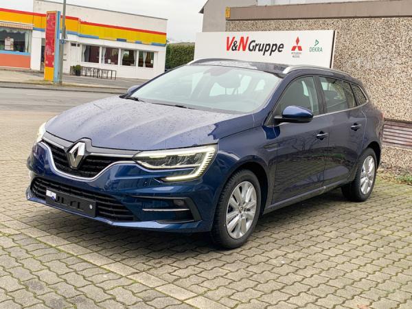 Renault Megane Business Edition TCE 140 EDC GPF, Shz, NAV
