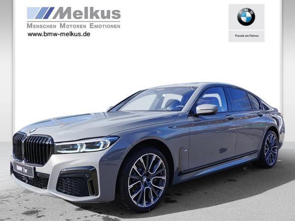 BMW 740 d xDrive-FERNGESTEUERTES PARKEN-HEAD UP-AHK-WÄRMEKOMFORT PAKET-STANDHEIZUNG-M SPORT-HARMAN KARDON-MA