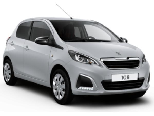 Peugeot 108 Style 5-Türig - Sofort Verfügbar!!!