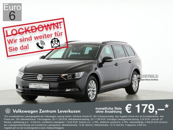 Volkswagen Passat Variant 2,0 TDI ab mtl. 179€¹ DSG NAVI STANDHZ LED ACC KAMERA (Nur bei Inzahlungnahme)