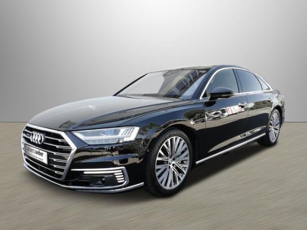 Audi A8 60 TFSIe hybrid 0,86% LF Sportpaket Glasdach Matrix