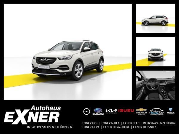 Opel Grandland X Hybrid ELEGANCE/SOFORT VERFÜGBAR/224PS/Navi/Gewerbe