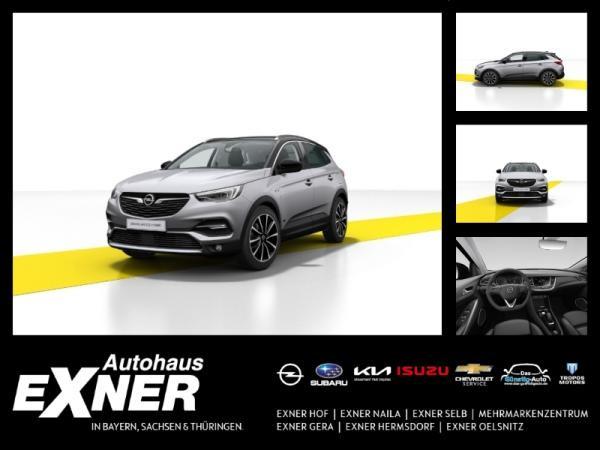 Opel Grandland X Hybrid ULTIMATE/SOFORT VERFÜGBAR/VOLLAUSSTATTUNG/224PS/Gewerbe