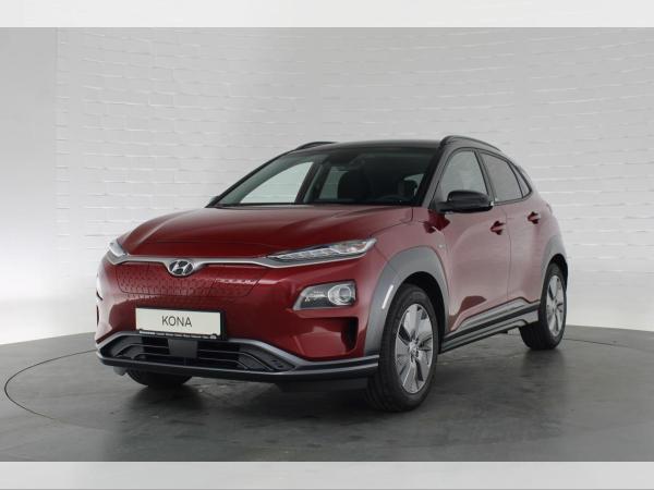 Hyundai Kona E ELEKTRO STYLE NAVI+LED+DACH IN SCHWARZ+SITZ-/LENKRADHEIZUNG