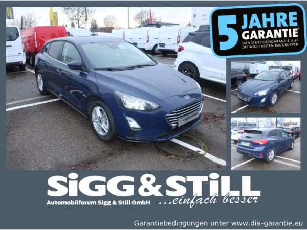 Ford Focus Cool&Connect 1.5 NAVI*PDC*SPUR*DAB*BT