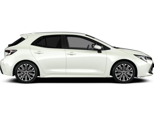 Toyota Corolla 1.8 Hybrid 5-türig Team-Deutschland *Technik Paket*