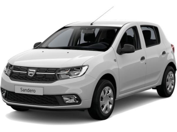 Dacia Sandero Essential SCe 75 Klima *3-4 Monate Lieferzeit*