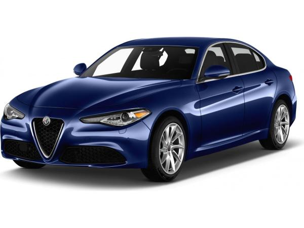 Alfa Romeo Giulia 2.0 Turbo 16V AT8 Super Automatik