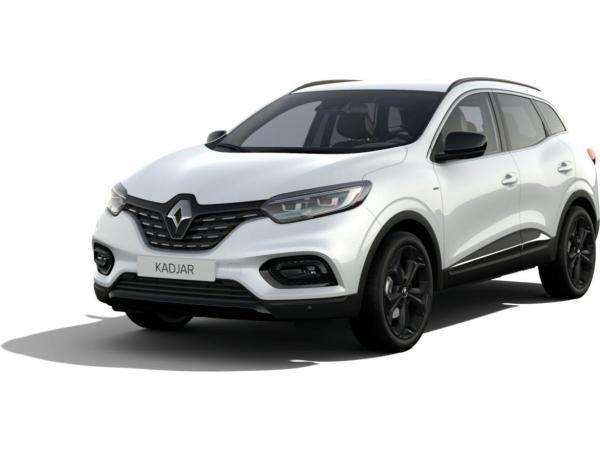 Renault Kadjar Black Edition TCe 160 EDC inkl. Extended Grip-Paket