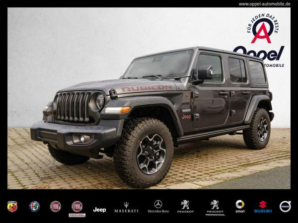 Jeep Wrangler JL WRANGLER UNLIMITED MY20- RUBICON Recon 2.2l CRDi 147kW (200PS) 4x4 AT8