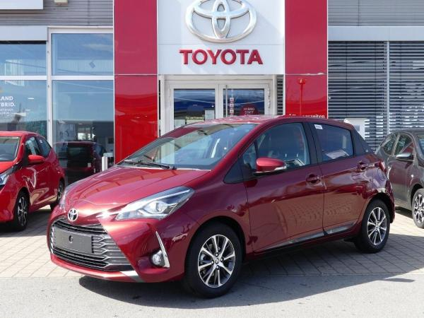 Toyota Yaris 1,5 VVT-i Team-D