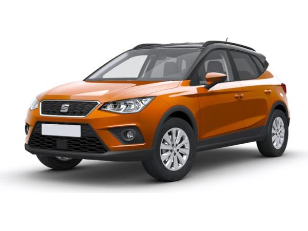 Foto - Seat Arona Style CNG