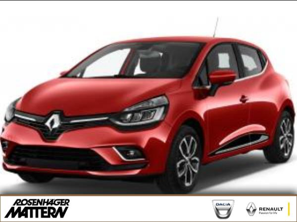 Renault Clio SCe65 ZEN VOLL-LED Klima Not-Bremsassistent