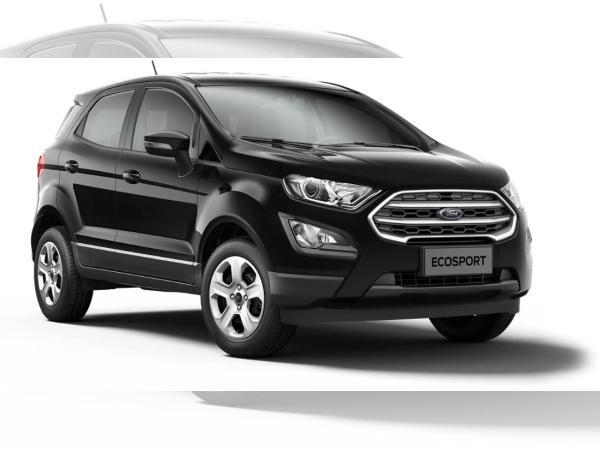 Ford EcoSport Trend 1,0 EcoBoost (74 kW), Metallic