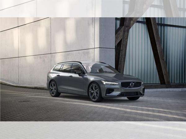 Volvo V60 T6 R-Design Expression Hybrid Panoramadach + 0,5% Versteuerung