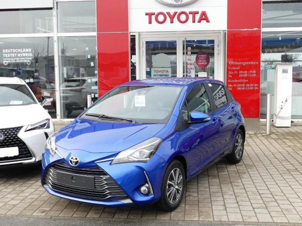 Toyota Yaris 1,5 Benziner  Team-D