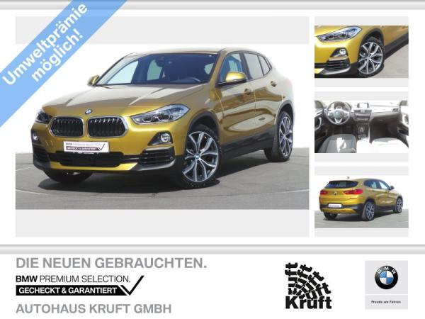 BMW X2 sDrive18i Autom/Navi/AHK/LM19/PDC