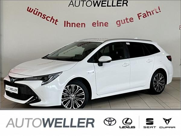 Toyota Corolla Touring Sports 2,0-l-Hybrid Team D Technik-Paket