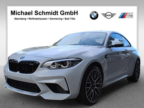 BMW M2 Competition HK HiFi DAB LED WLAN RFK Shz PDC