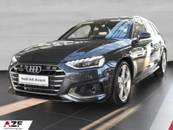 Audi A4 Avant advanced 40 TDI quattro S tronic ></noscript>>sofort verfügbar<<