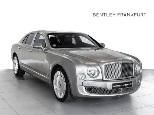 Bentley Mulsanne leasen