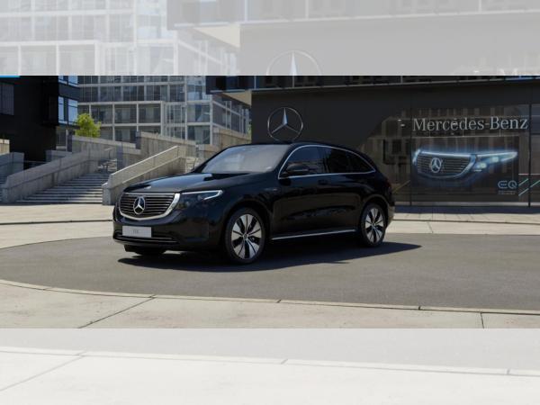 Mercedes-Benz EQC leasen