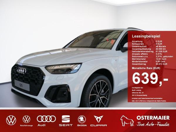 Audi Q5 S line 50 TFSI e quattro S tronic ACC LED Nav