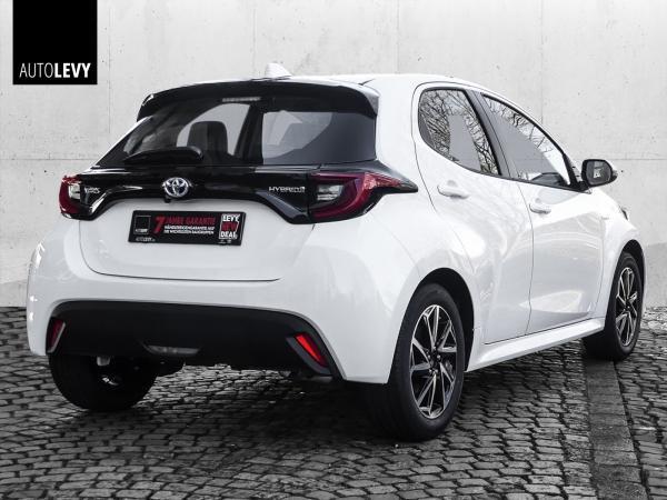 Toyota Yaris Hybrid Club *Comfort Paket*Navi*Sitzheizung*RSA*